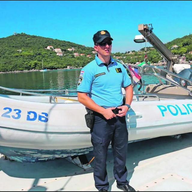 Matko Klarić, prozvani načelnik Postaje granične policije Gruda