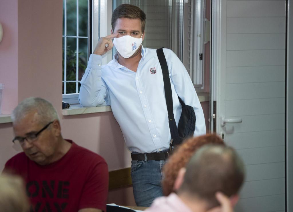 Igor Stanišić: Pazio sam se, nosio masku..., ali dogodi se
