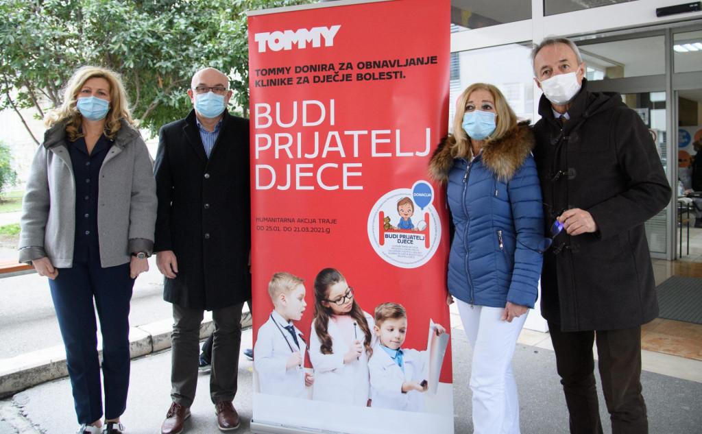 Ivanka Ercegović, Dario Mamić, Branka Polić i Veselin Škrabić