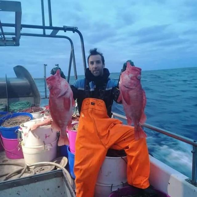 Zatonjanin Oliver Žuvela u Norveškoj gradi uspješnu ribarsku karijeru