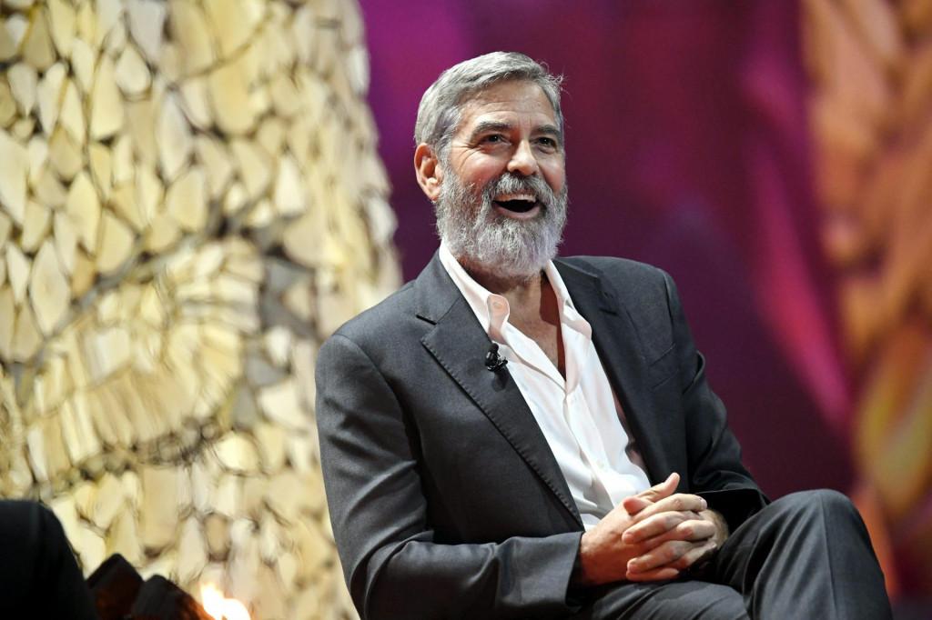 'George i ja nikad se nismo upoznali, ali bio je totalno cool. Ja sam pomislila: O moj Bože!', priznala je Dakota Johnson