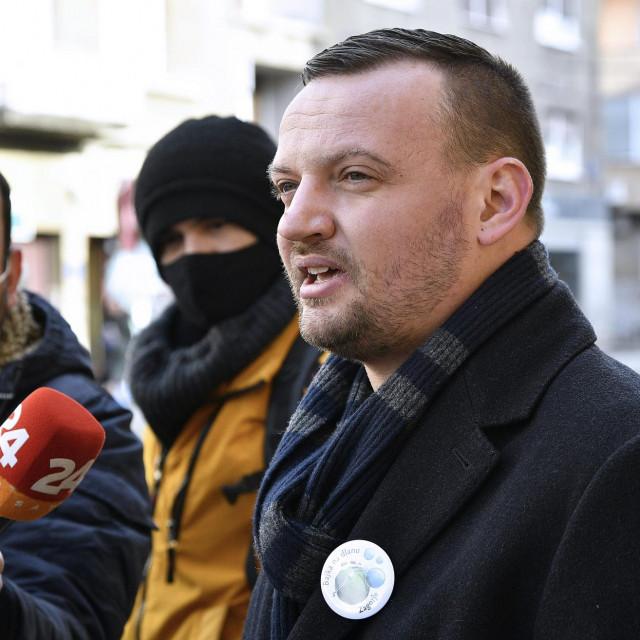 Viktor Šimunić: Dobio sam 200-300 poruka, samo je bila jedna koja me optužuje da lažem