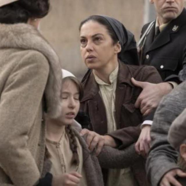 Prizor iz filma 'Dara iz Jasenovca'