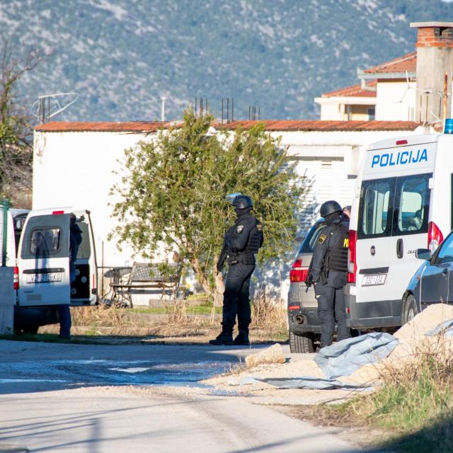 Uhićenja u Metkoviću