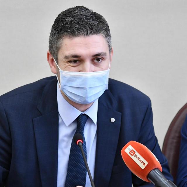 gradonačelnik Mato Franković