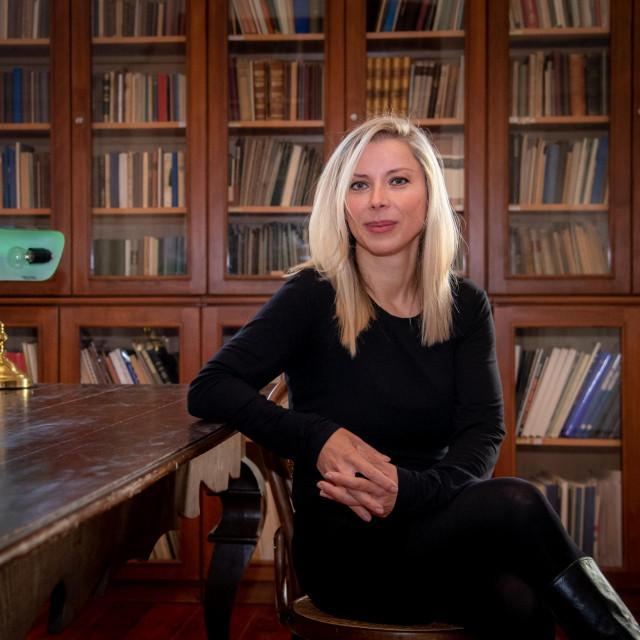 Ravnateljica Dubrovačkih knjižnica Jelena Bogdanović