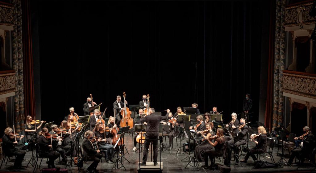 Komorni orkestar HNK Split nije mogao sudjelovati u glazbenome rođendanskom slavlju<br />