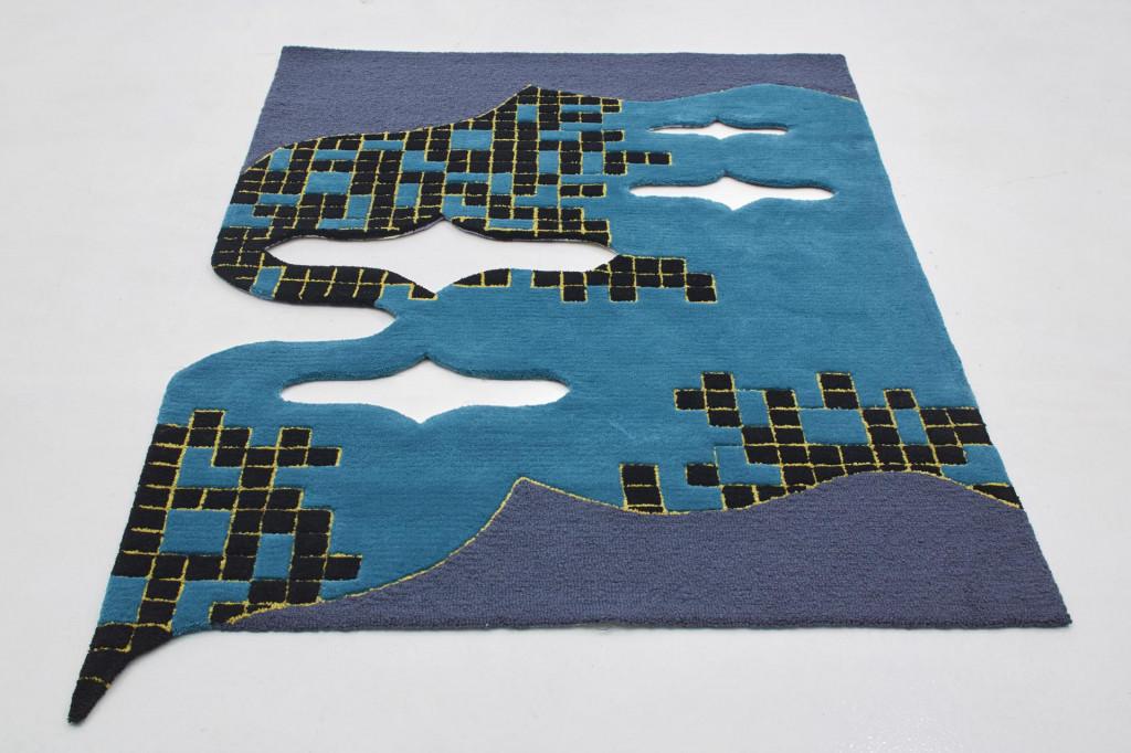 Tepih 'Birds Fly', dizajn Marija Gradečak, Regeneracija
