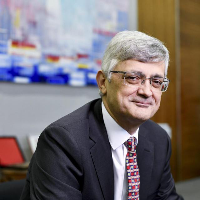 Turski veleposlanik u RH Mustafa Babür Hizlan<br />