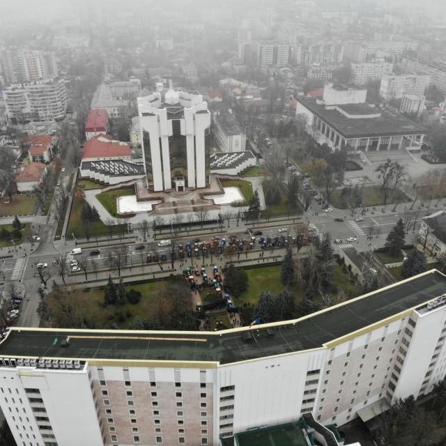Kišinjev, Moldavija