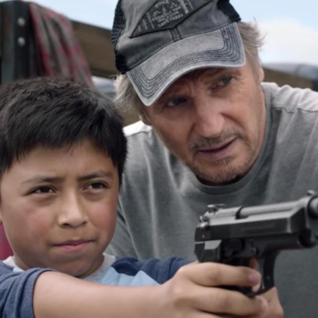Liam Neeson u najnovijem filmu spašava dječaka iz Meksika od potjere narkokartela
