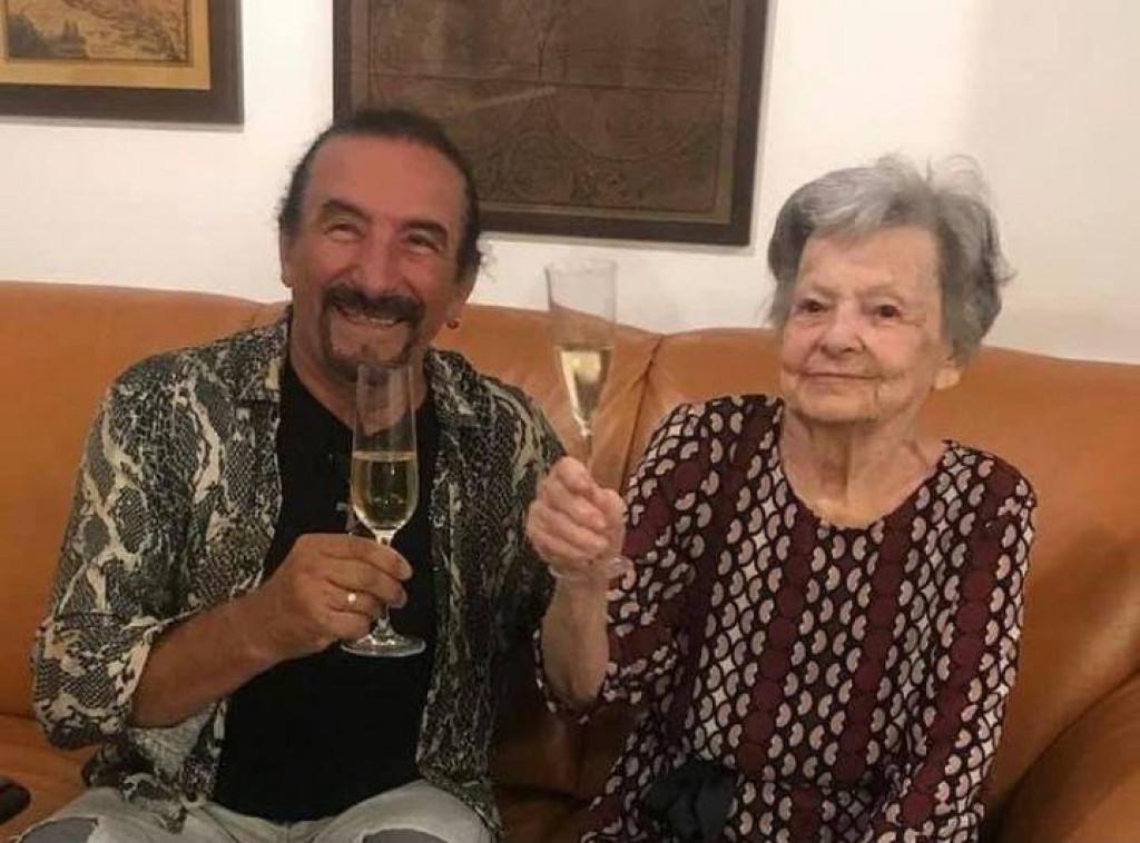Željko Bebek i Selma Borić, 2019.