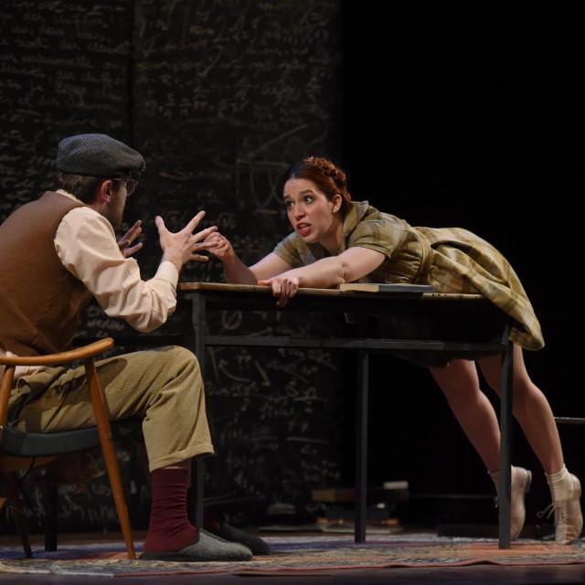 HNK Zadar: Ionescova'Instrukcija' u režiji Lovre Ivankovića i produkciji Drame plus