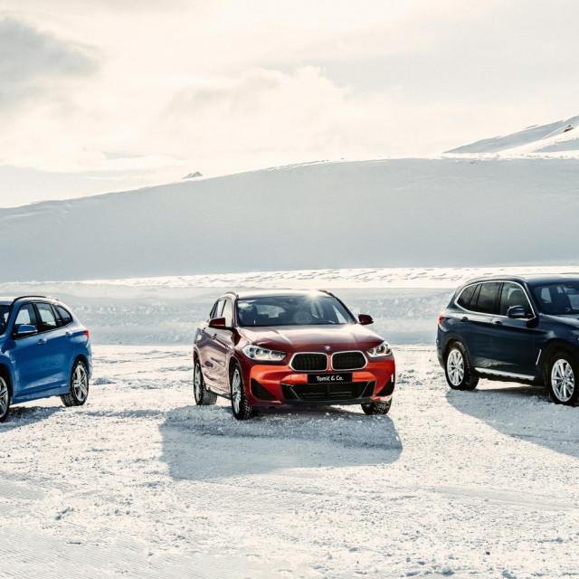 BMW - start s najboljima