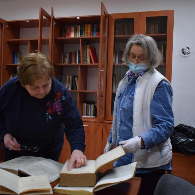 Uskoro otvorenje knjižnice u Sv. Filip i Jakovu