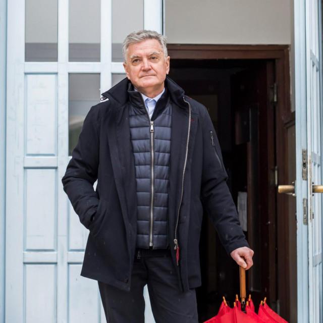 Gradonačelnik Željko Burić