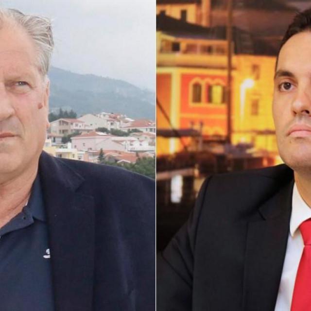 Joško Roščić i Joze Vranješ