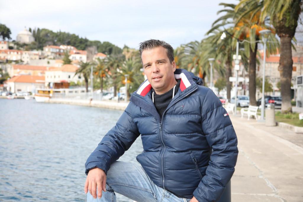Ivo Kralj, pomorska agencija BWA Cavtat