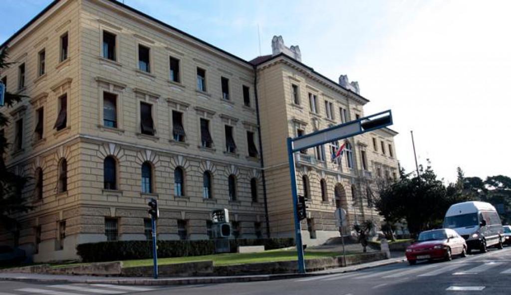 Zgrada suda u Šibeniku