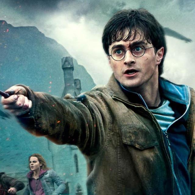 'Harry Potter', Warnerova zlatna koka