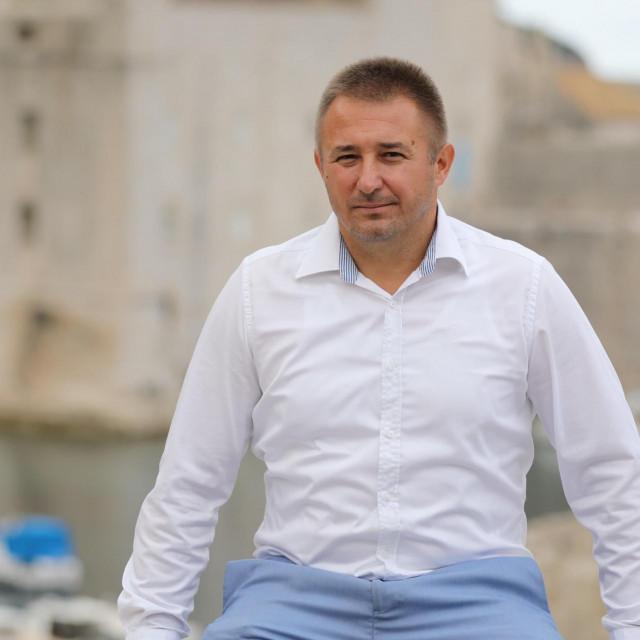 Gradski vijećnik Maro Kristić