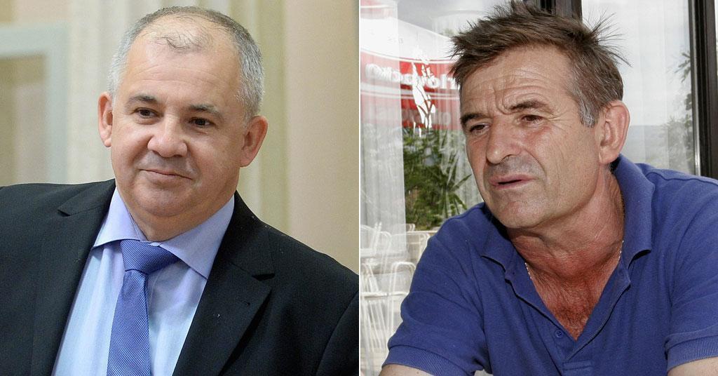 Martin Baričević i Mile Anić