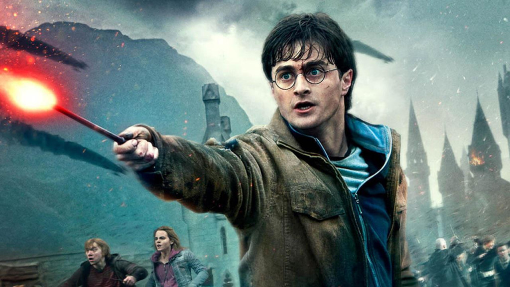 'Harry Potter', Warnerova zlatna koka
