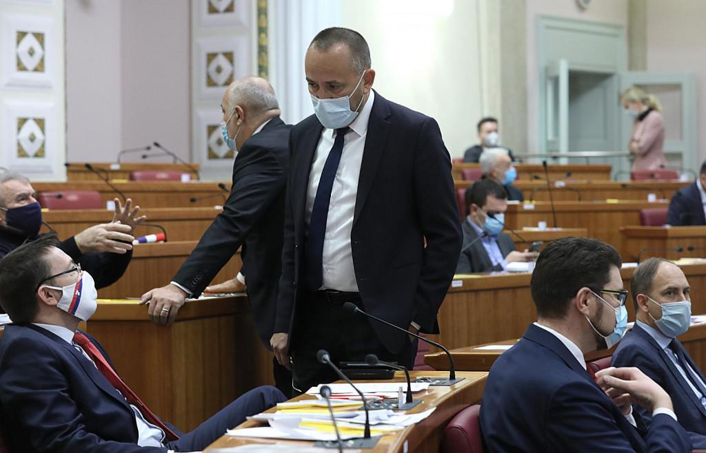 Na fotografiji: Hrvoje Zekanović