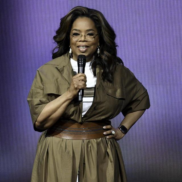 Mnogi su Oprah htjeli vidjeti i kao predsjednicu SAD-a<br />