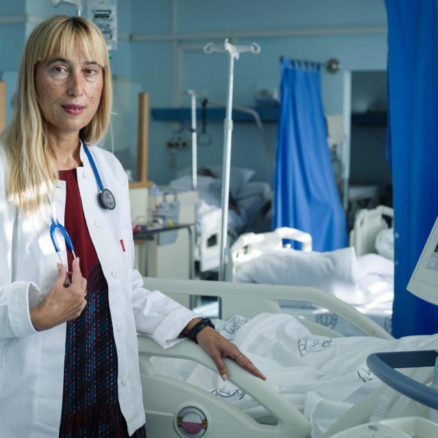 Dr. Duška Glavaš, kardiologinja u KBC Split:Ne pretjerujte s kretanjem, ne pretjerujte ni s boravkom na suncu. Tijelo sve osjeća, budite umjereni
