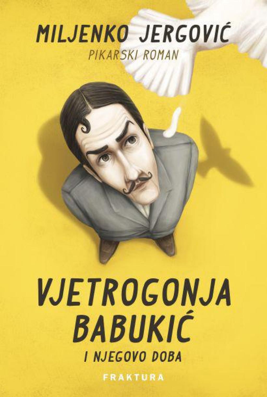 'Vjetrogonja Babukić' u knjižare će stići tek dva tjedna nakon što ga dobiju online kupci<br />