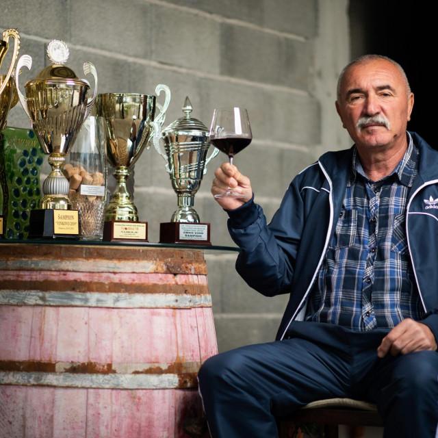 Božo Bačić: S nagradama se vina brže pročuju<br />
