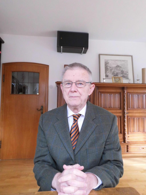 Profesor emeritus Krešimir Veselić