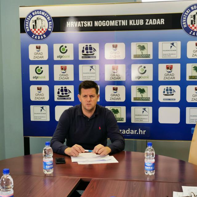 Predsjednik Skupštine Damir Knežević