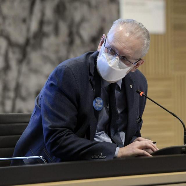 Načelnik Nacionalnog stožera civilne zaštite Davor Božinović
