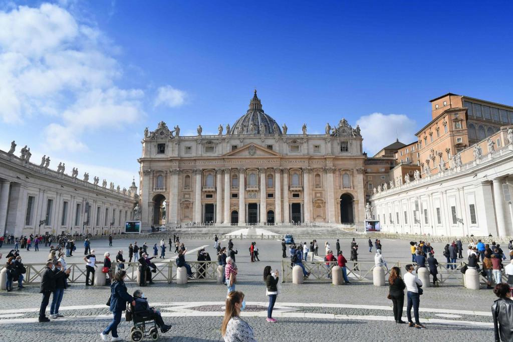 Iza svega postoji puno dublja povijest i priča, kojoj nije kraj za Republiku Hrvatsku, koju ću nazvati 'talijansko- vatikanskom vezom'<br /> AFP
