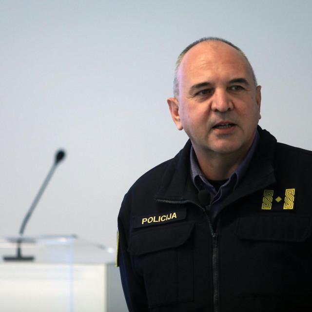 Josip Mataija, voditelj Službe za sigurnost cestovnog prometa MUP-a