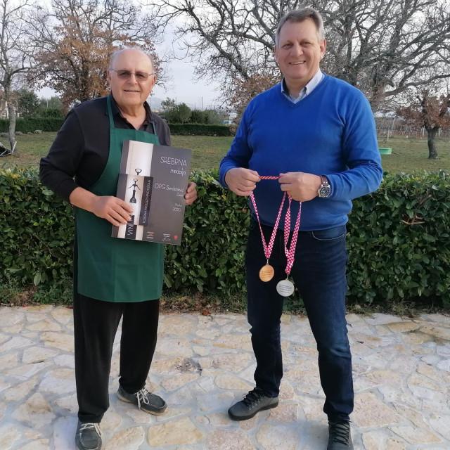 Ivo Serdarević, vlasnik AC Peugeot osvojio medalje za vina