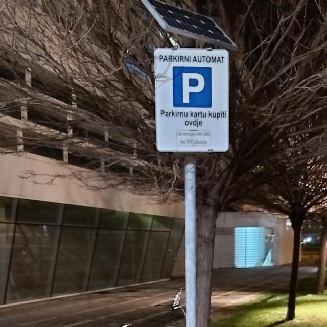 Automat za parkiranje