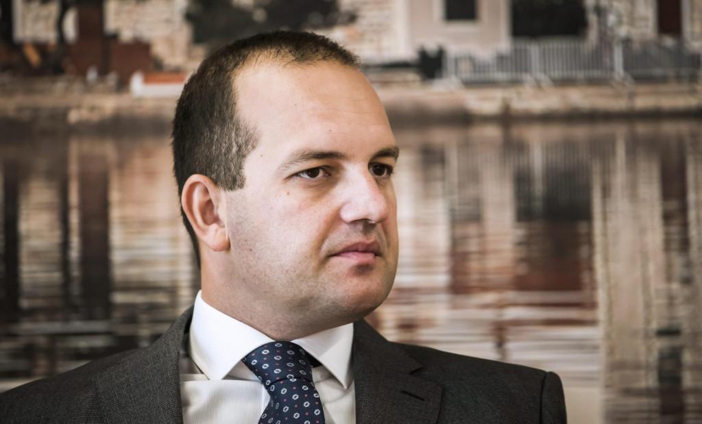 Ivan Klarin, načelnik općine Tisno