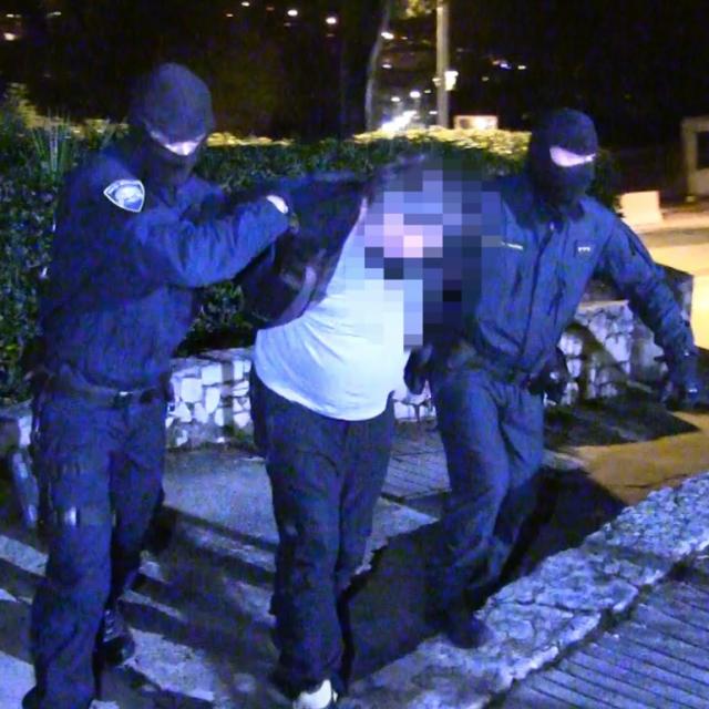 Uhićeni carinik