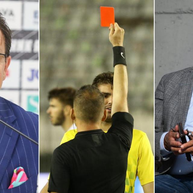 Dojam je da je nekima najvažnije kod rušenja Komisije nogometnih sudaca bilo smijeniti njezinog predsjednika Antu Kulušića