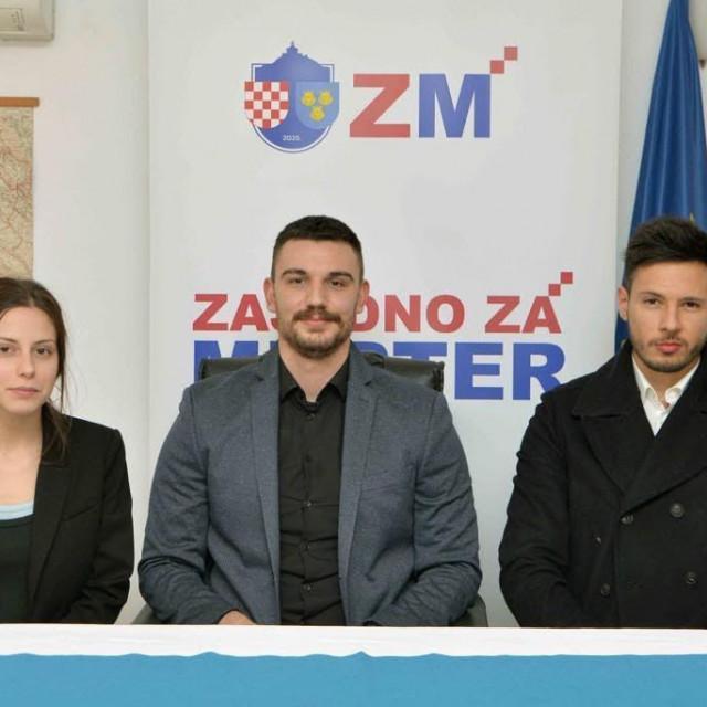 Renato Kožulić sa suradnicima
