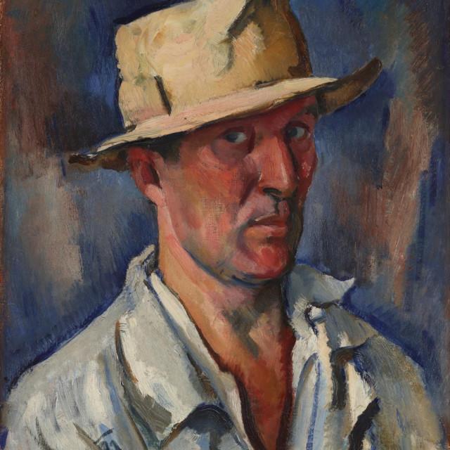 Jerolim Miše Autoportret 1931.<br />