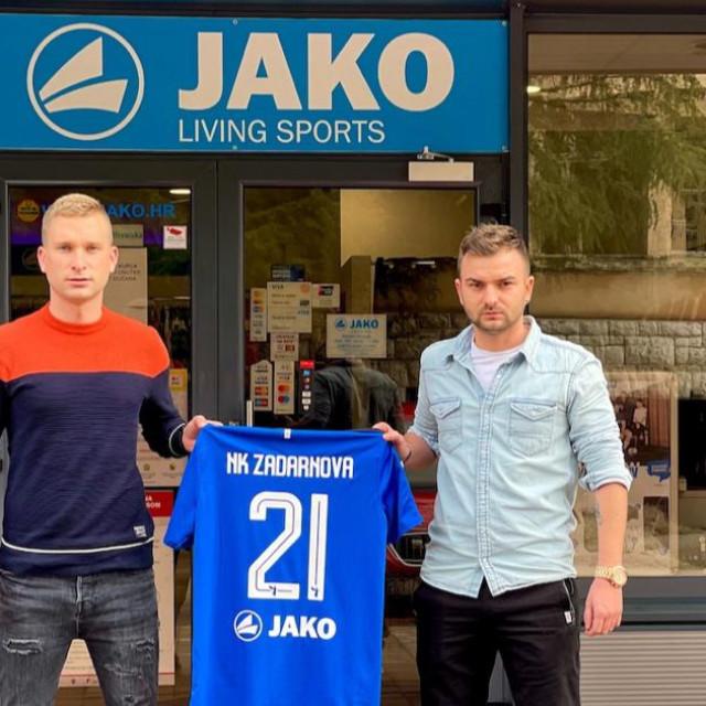 Potpisan ugovor s JAKO Sport