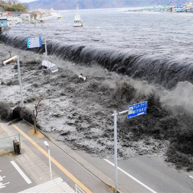 Japan, potres, tsunami