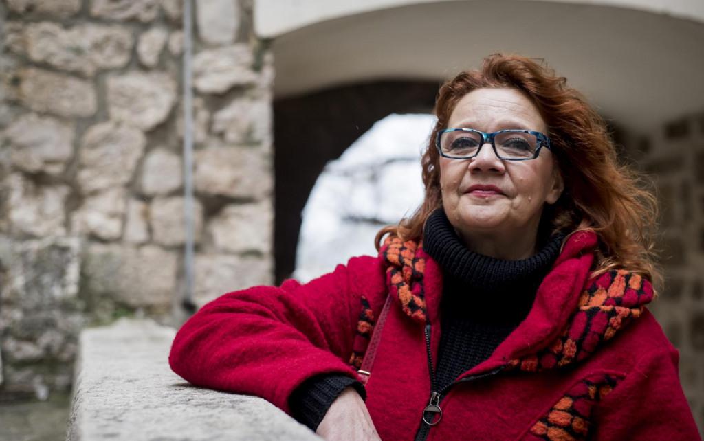 Regina Vikario Koštan, kandidatkinja za Šibensku grandecu