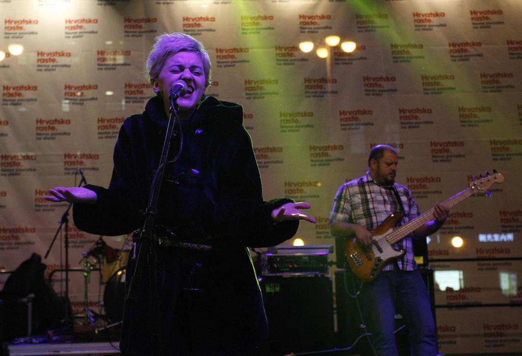 Maja Posavec pjevačica je i autorica bogate karijere