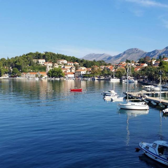 Cavtat, destinacije u Europi