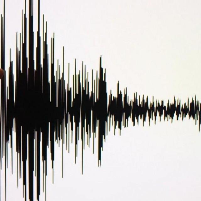 mjerenje potresa, seizmološka služba, ilustracija